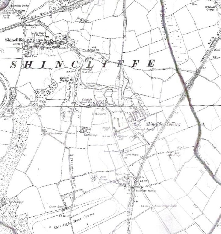 shincliffe_village_and_colliery_map